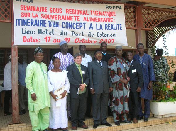 Bénin: itinéraire d'un concept à la réalité